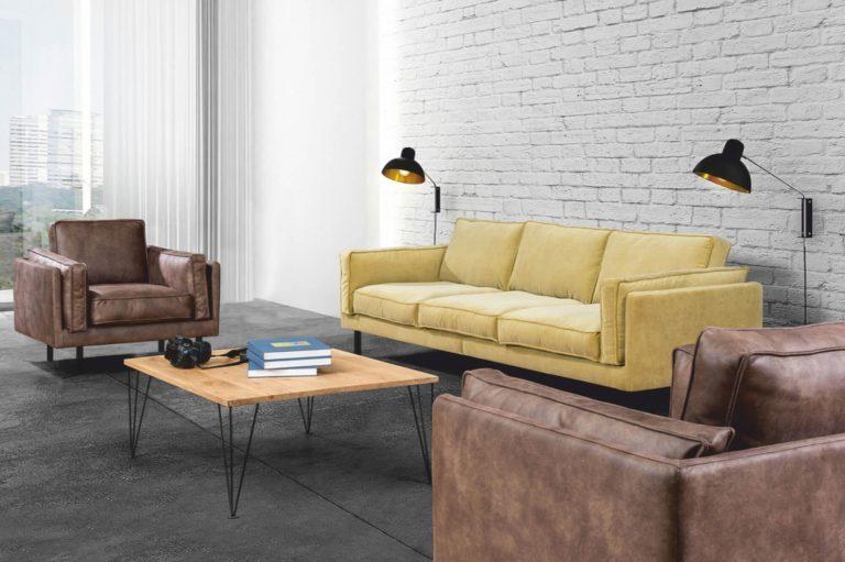 Maison 3 Seater Urban Sofa