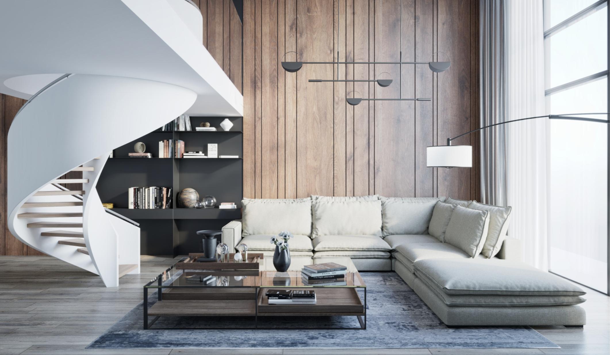 mason modern sofa witth double cushion dubai