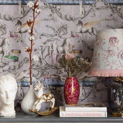 Roman Beauty Wallpaper