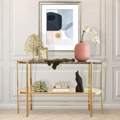 Colette Marble Console