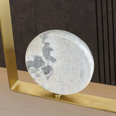 Marino Rectangle Marble Console Table