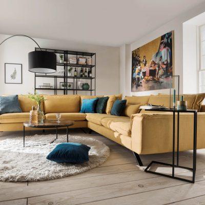 Silvia Modern Sectional Sofa