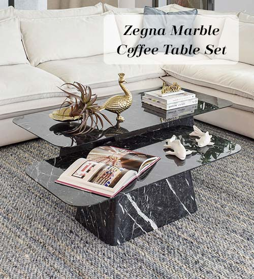Marble Coffee Tables in Dubai, Abu Dhabi, UAE Cozy Home