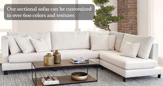Fabian Sectional Sofa in Dubai, Abu Dhabi, UAE Cozy Home