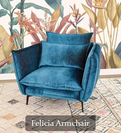 Buy Designer Armchair in Dubai, Abu Dhabi, UAE Cozy Home