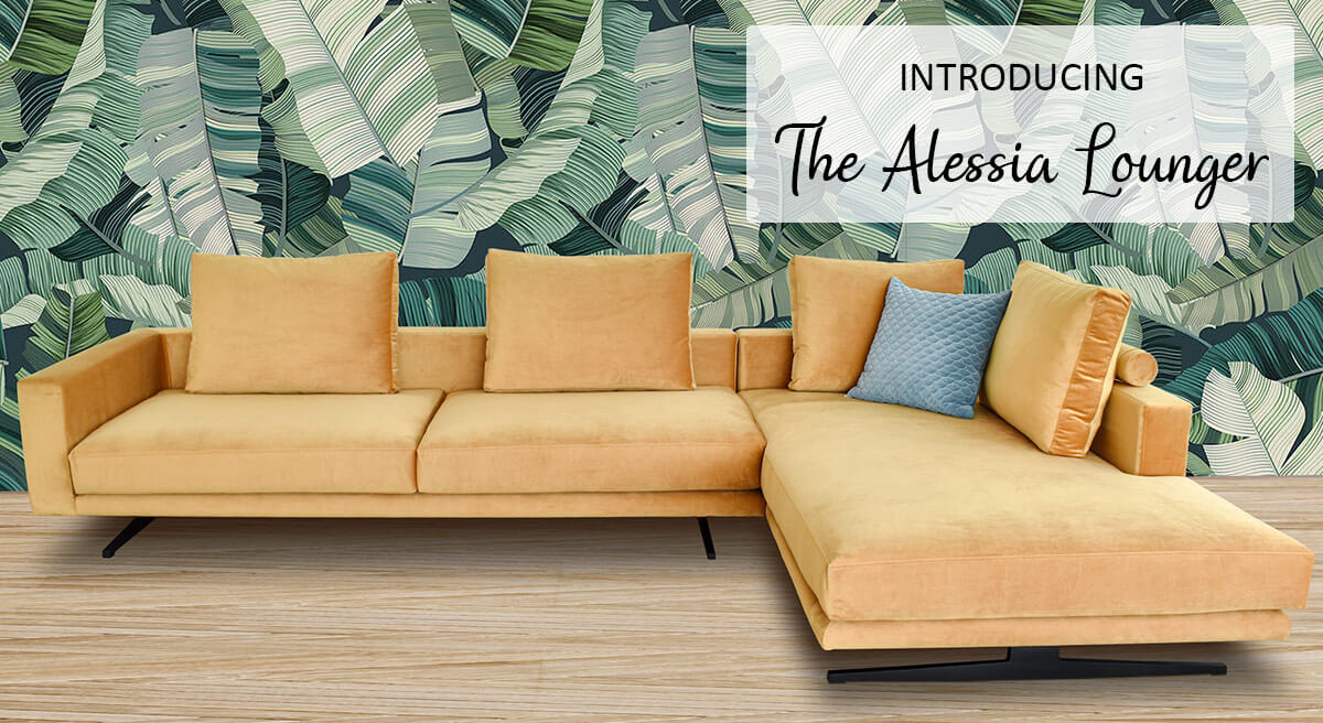 Alessia Best Sectional Sofas in Dubai Abudhabi UAE